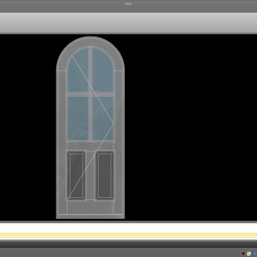 Unit Design – Interior Door