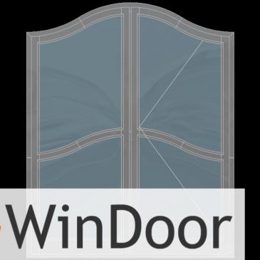 Unit Design – 3 Arched Top Units