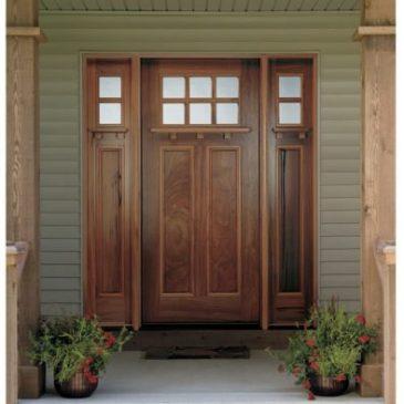 Design/Build: Entry Doors
