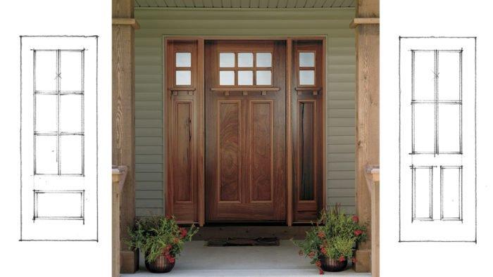 An Entry Door
